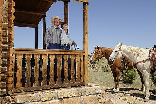 Bed And Breakfast Including Horseback Riding Oklahoma